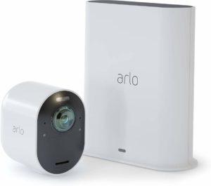 caméra de surveillance extérieur Arlo