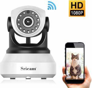 Caméra IP sans Fil, Sricam