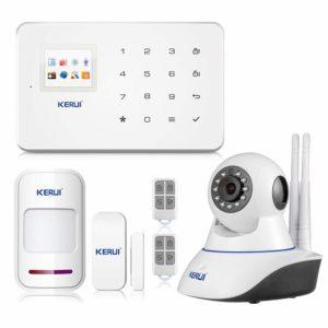 alarme de maison sans fil Kerui G18