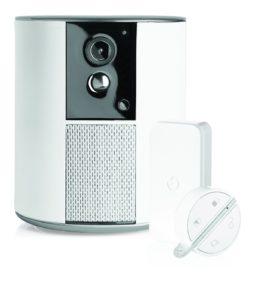 alarme de maison sans fil Somfy 2401493 One +