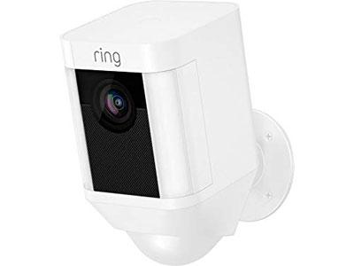 caméra de surveillance interieur Ring Spotlight