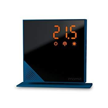 Le thermostat connecté Momit Home