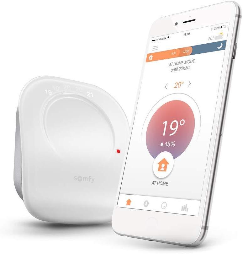 Le thermostat connecté Somfy 2401498